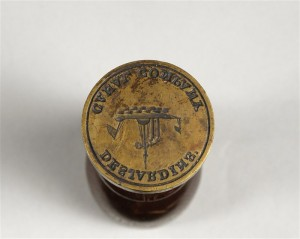 1947.007- Seal used by the Desjardins Canal Company