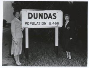 dundas-population