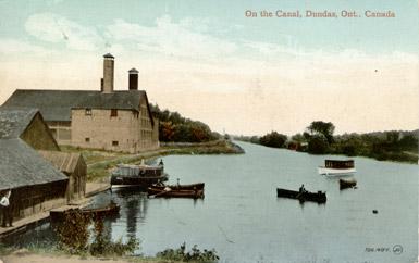 Desjardins Canal
