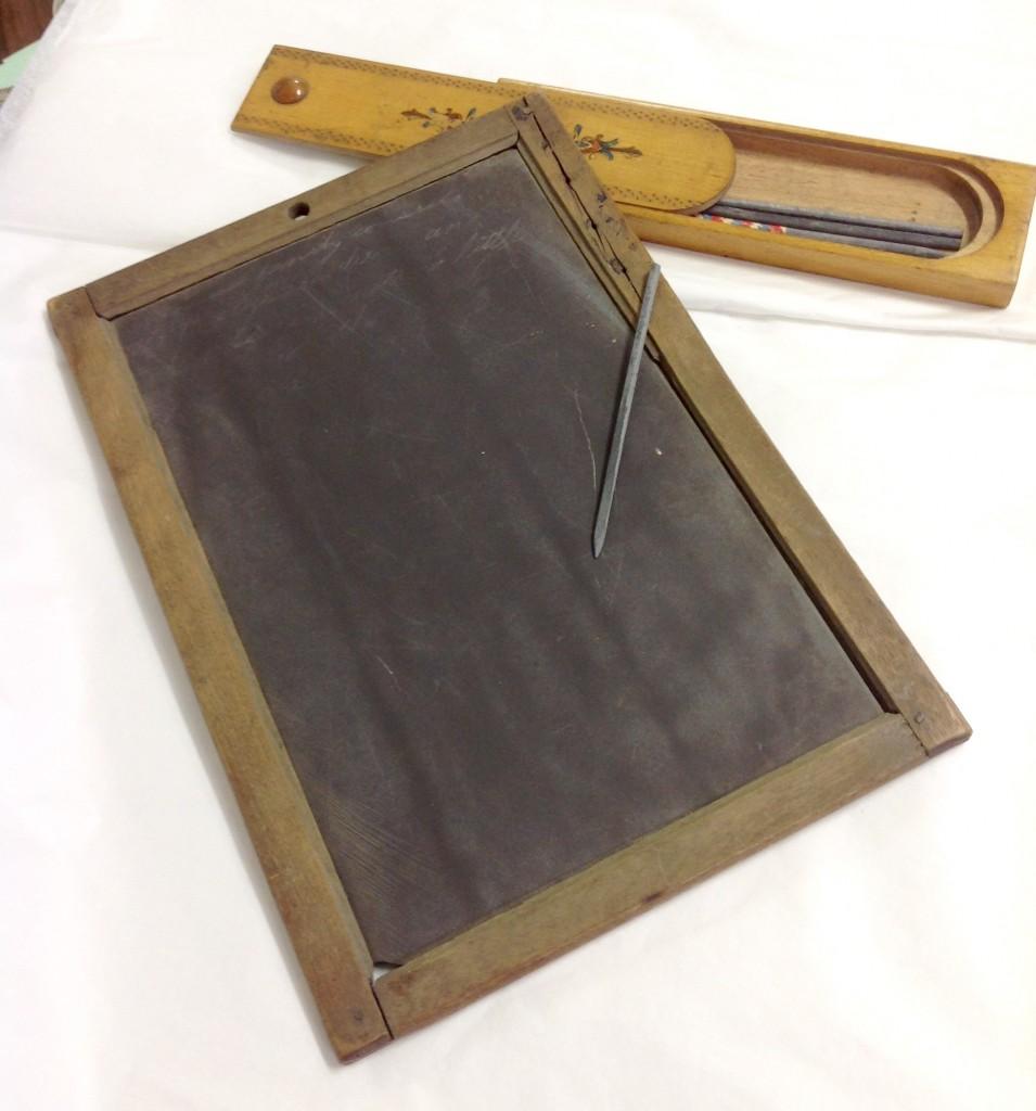 slate and stylus